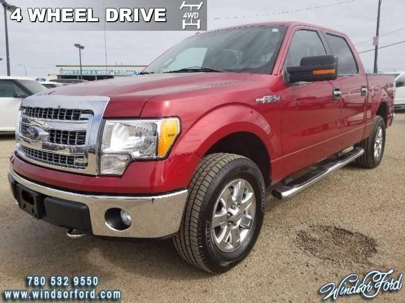 2013 Ford F-150 145 XLT #RT0063A