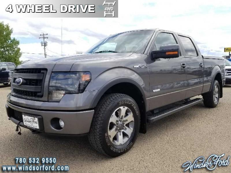 2013 Ford F-150 FX4 #RT0749A