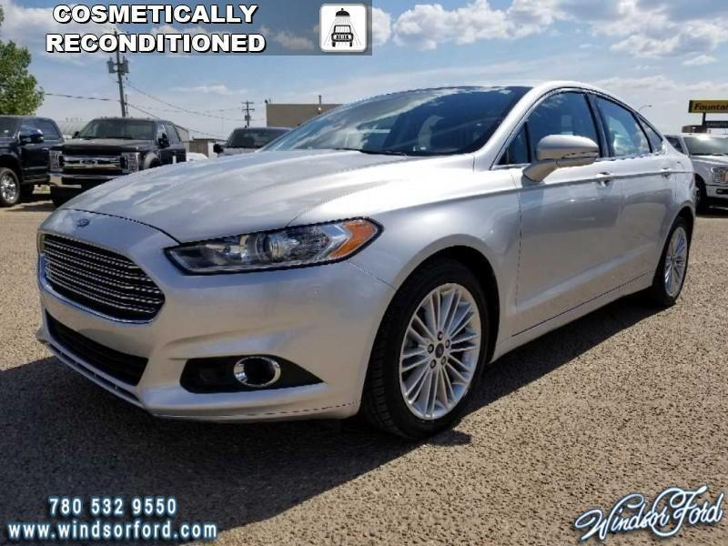 2013 Ford Fusion SE #RC0048A