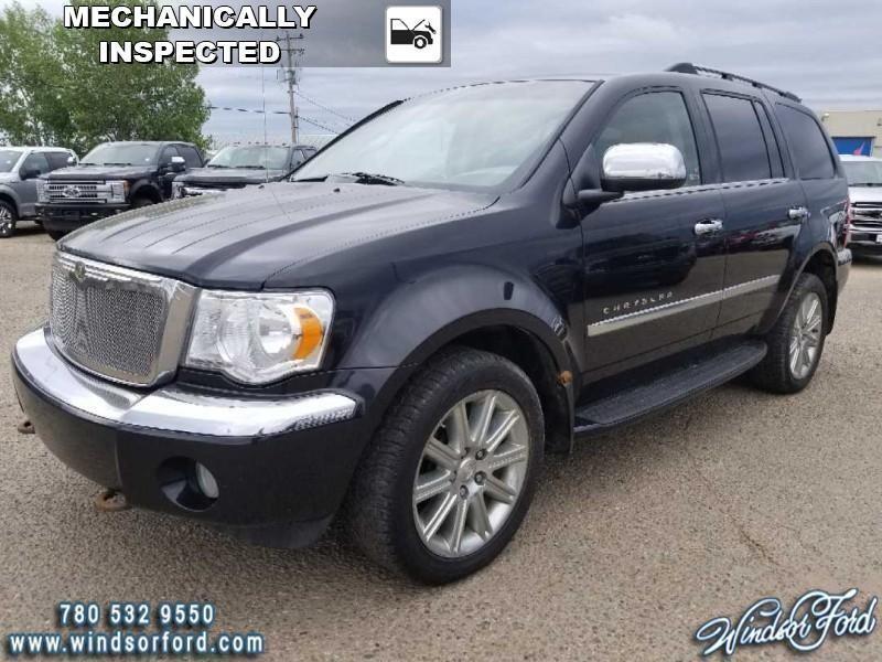 2008 Chrysler Aspen Limited #RT0649B