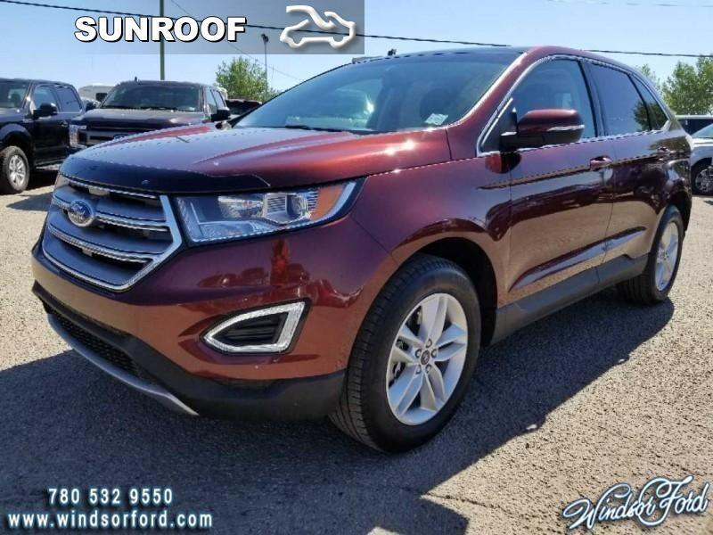 2016 Ford EDGE SEL #T1871