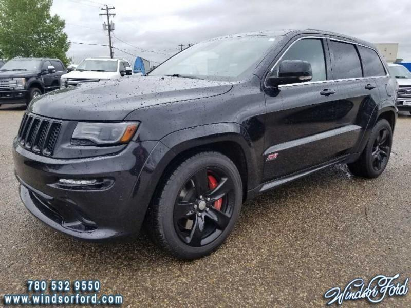 2014 Jeep Grand Cherokee SRT #T1883