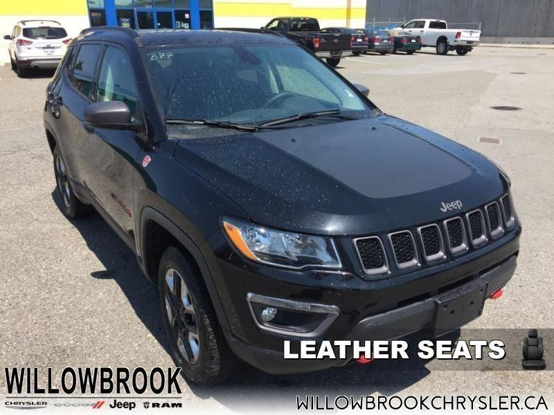 2017 Jeep Compass Trailhawk #18UP262
