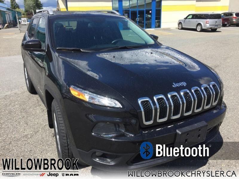 2015 Jeep Cherokee North #18UP294