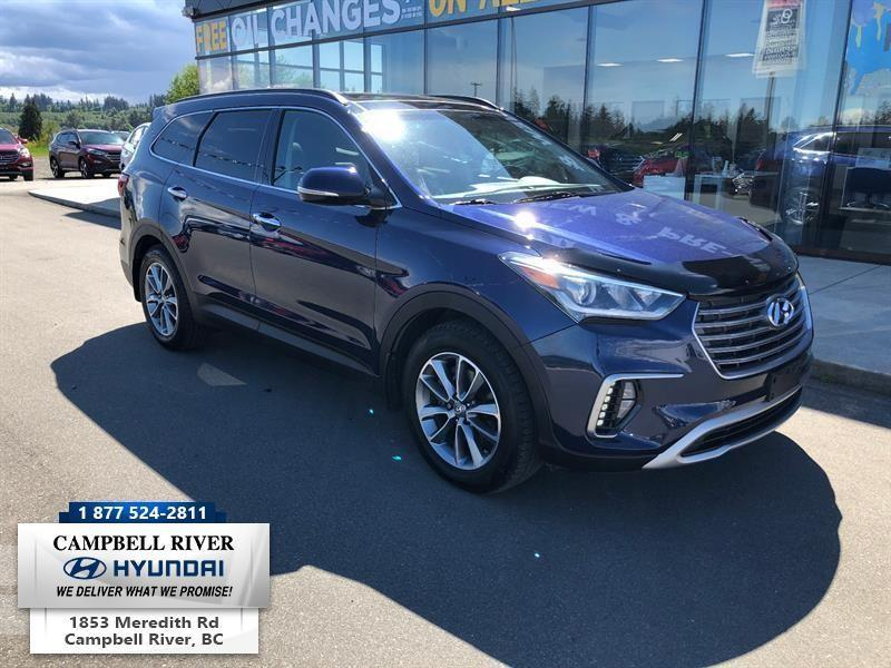 2017 Hyundai SANTA FE XL Luxury with 7 seats #P47431