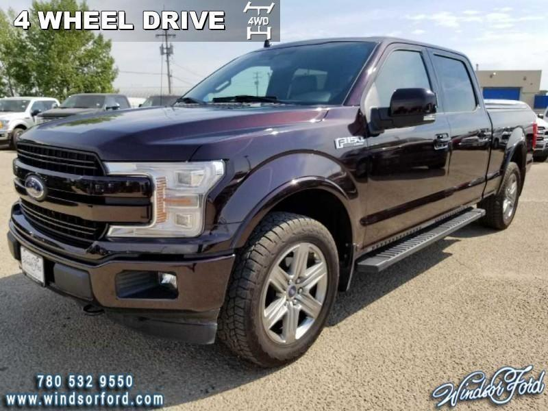 2018 Ford F-150 Lariat #RT0090