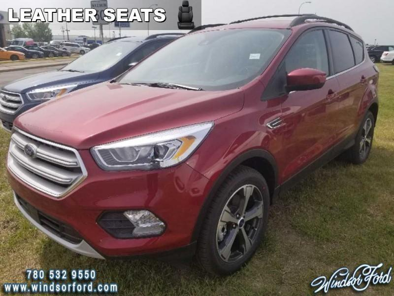 2018 Ford Escape SEL 4WD #RT0854