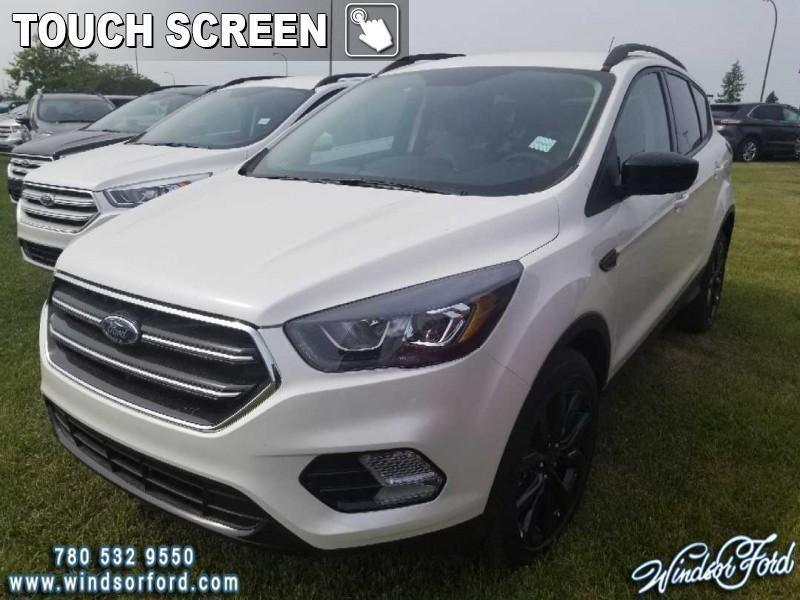 2018 Ford Escape SE 4WD #RT0867