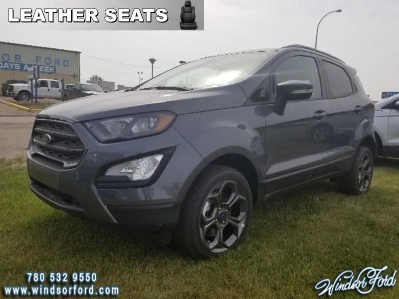 2018 Ford EcoSport SES 4WD #RT0902