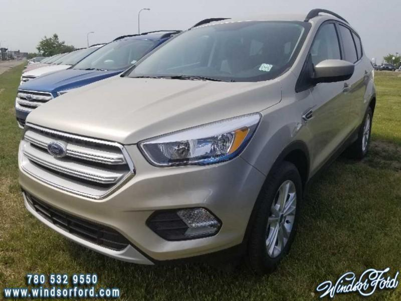 2018 Ford Escape SE 4WD #RT0921