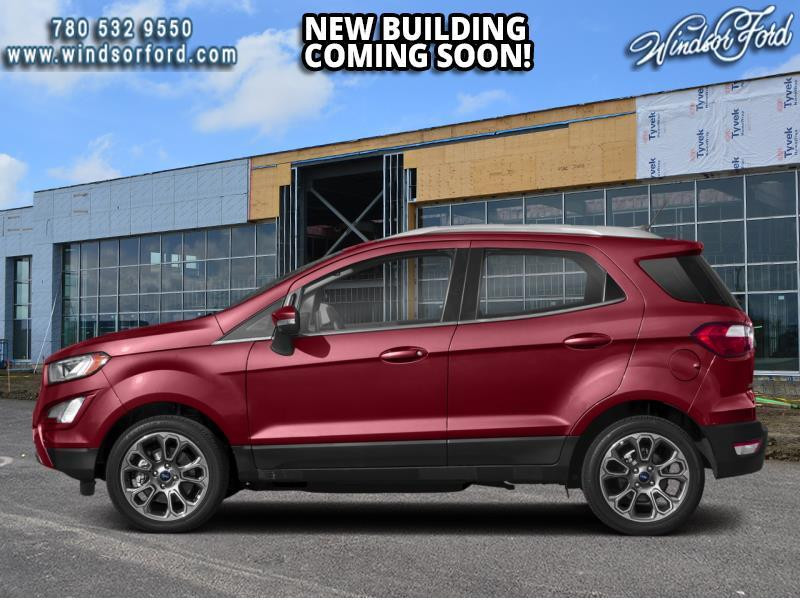 2018 Ford EcoSport SES 4WD #RT1002