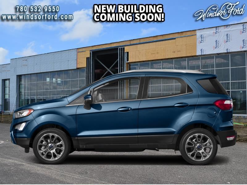2018 Ford EcoSport S #RT1037