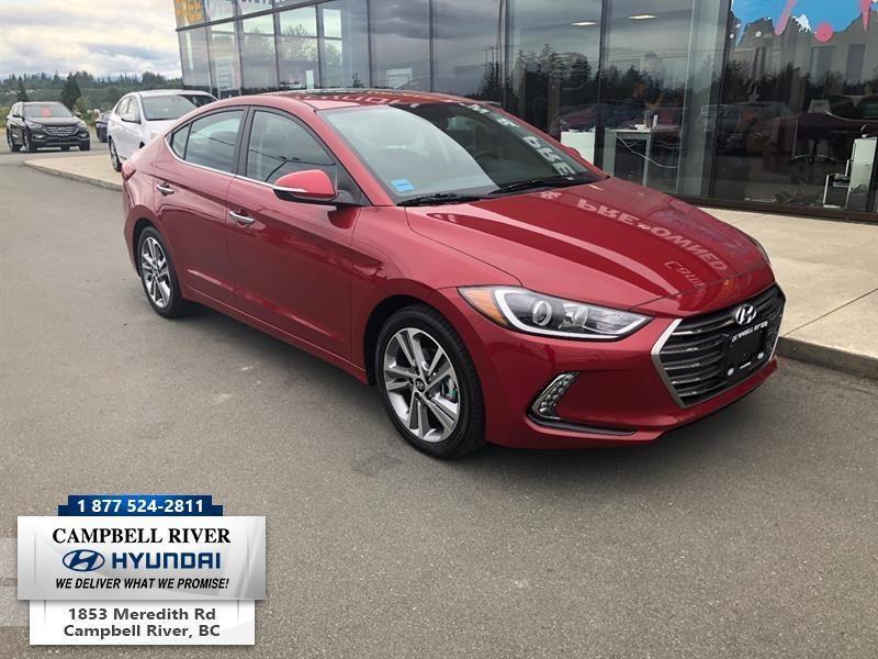 2018 Hyundai Elantra Limited #E18360