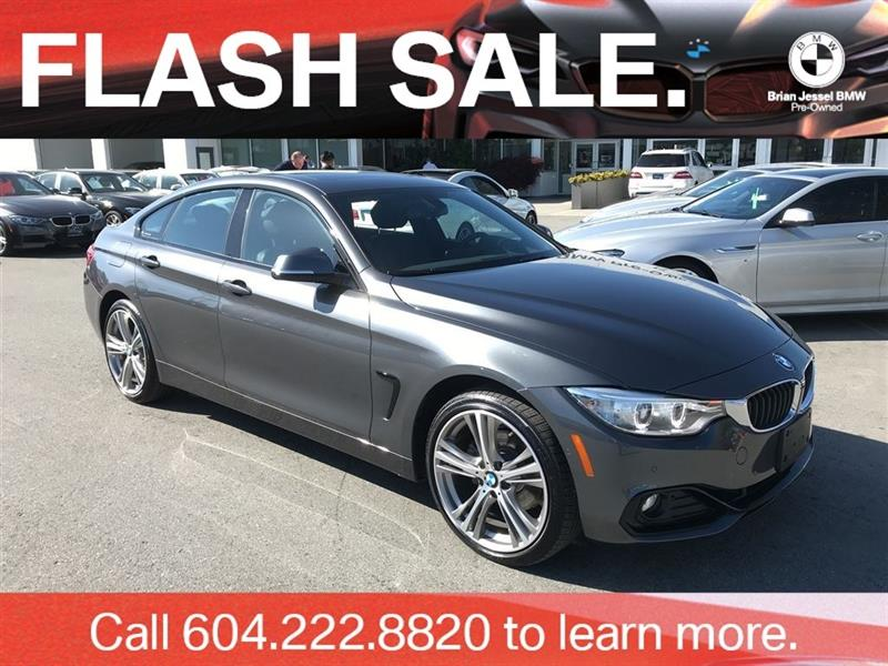 2017 BMW 4 Series 4 Series xDrive Gran Coupe #BP6475