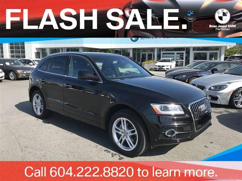 2016 Audi Q5 2.0T Progressiv quattro 8sp Tiptronic #BP626610