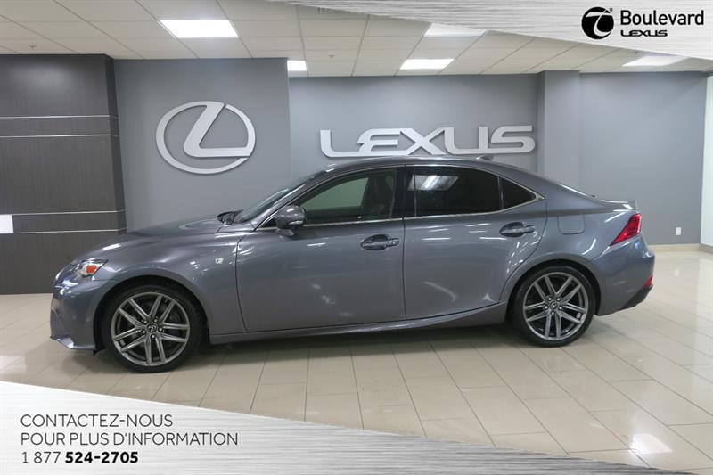 Lexus IS 350 2015 F SPORT 3 AWD #600739