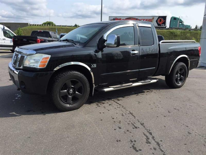 2004 Nissan Titan King Cab 4wdmagsline Xair Used For Sale In