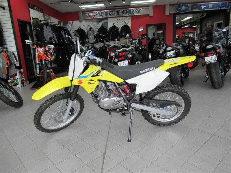Suzuki DR-Z125 2018