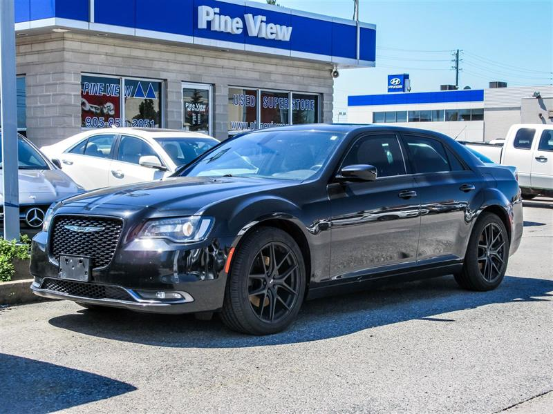2015 Chrysler 300 S ALL WHEEL DRIVE #92918