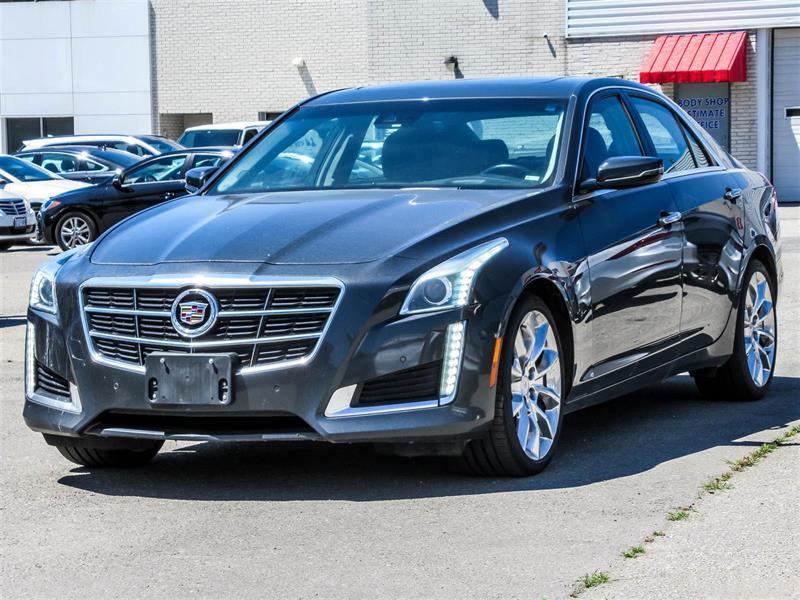 2014 Cadillac CTS #65585