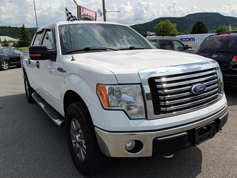 Ford F-150 2010 4WD SuperCrew 145 XTR  #A8073