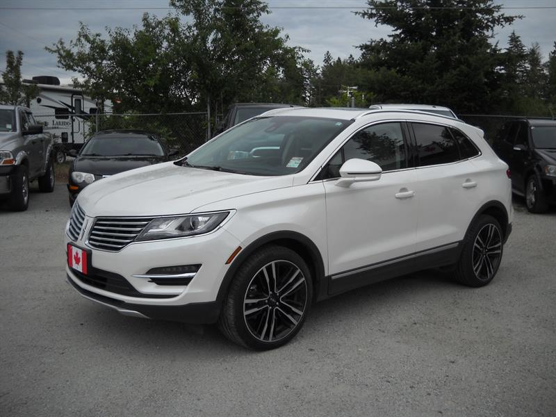 2017 Lincoln MKC AWD 4dr Reserve AWD 1 OWNER! LOCAL CAR!  #A7998