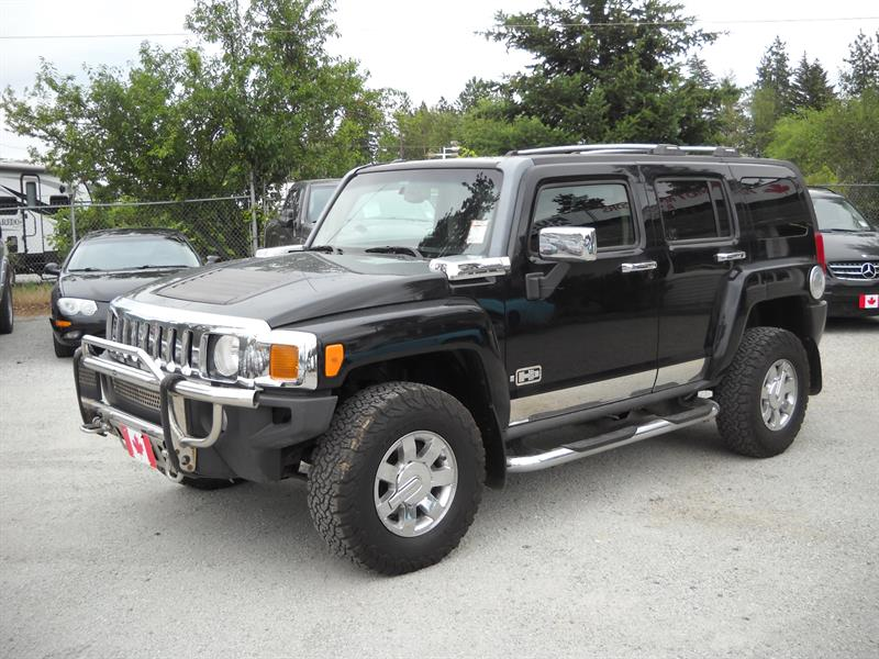 2006 Hummer H3 4Dr, 4X4, RUGGED #3238
