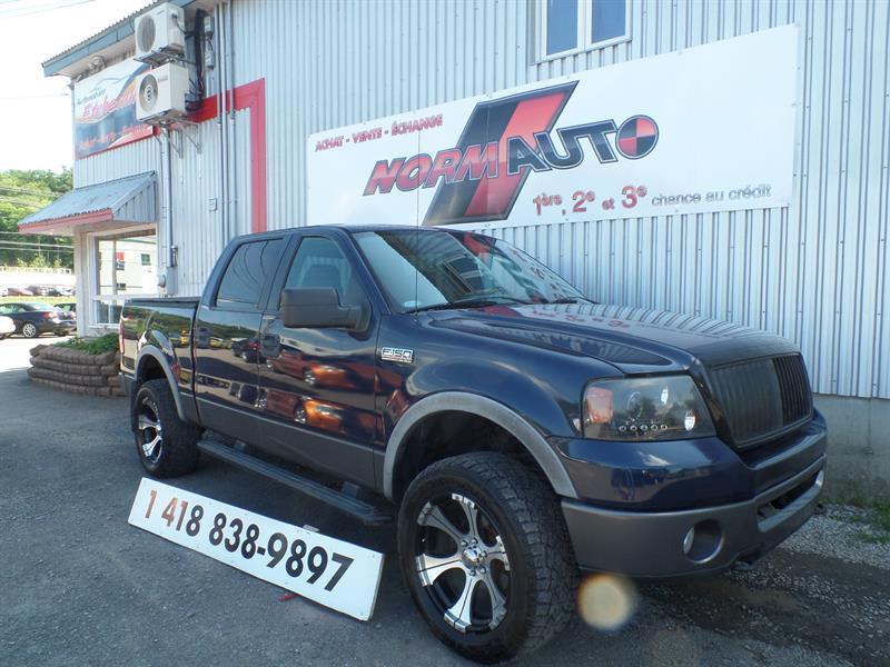 Ford F 150 Fx4bas Kilo A Voir 2006 Occasion à Vendre Levis