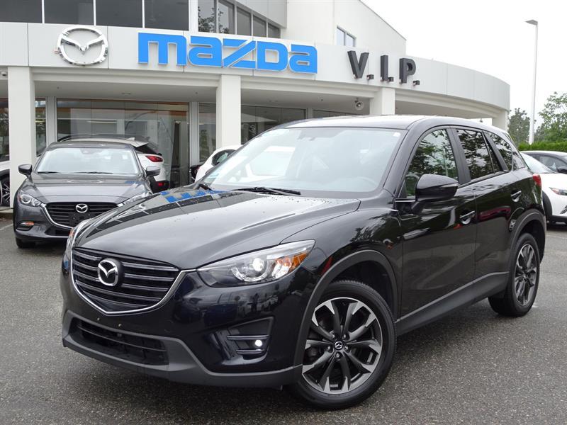 2016 Mazda CX-5 GT, AWD #B8421