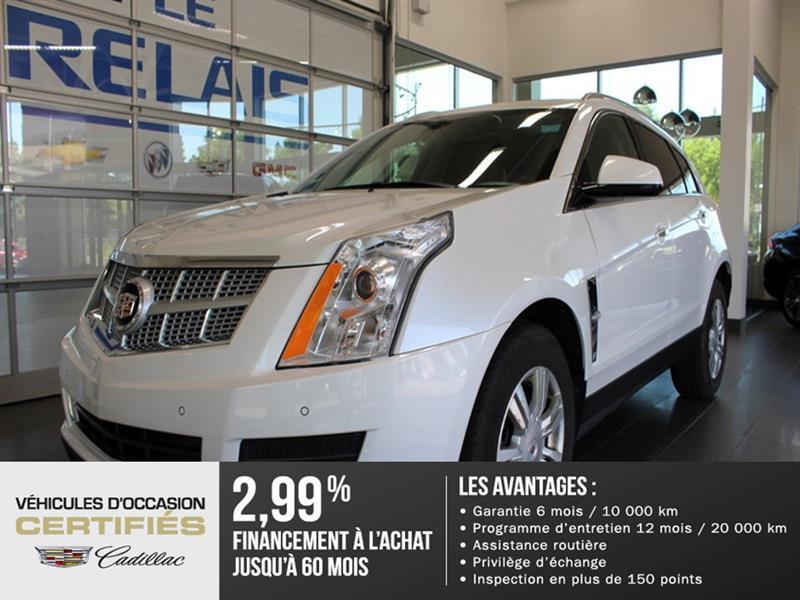 Cadillac SRX 2012 LUXURY - CUIR - AWD #82528