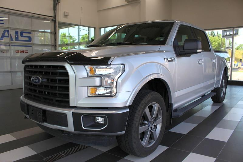 Ford F-150 2016 4WD - A/C - SPORT  #G831110A