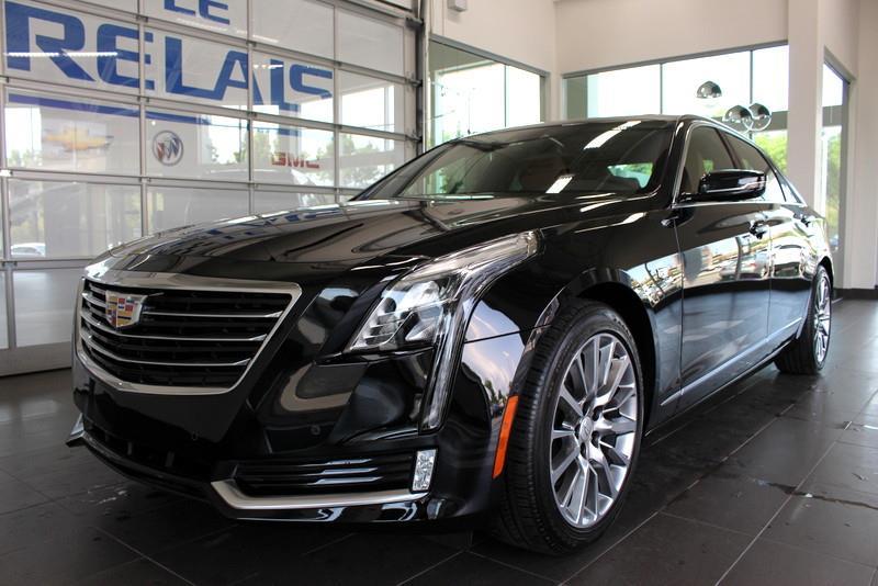 Cadillac CT6 2018 #K812003