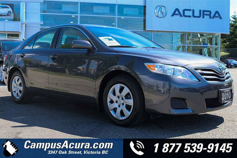 2010 Toyota Camry 4dr Sdn I4 #18-6199A