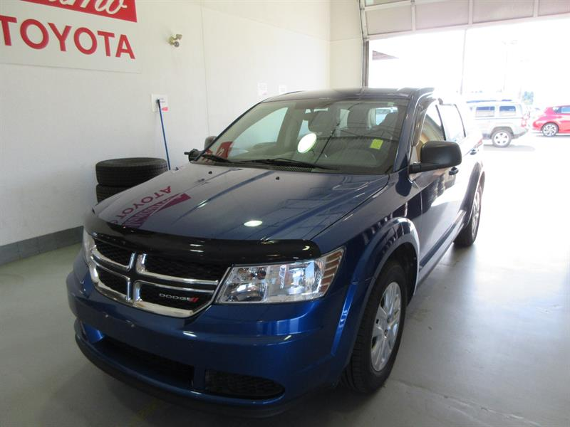 2015 Dodge Journey FWD 4dr Canada Value Pkg #20054A
