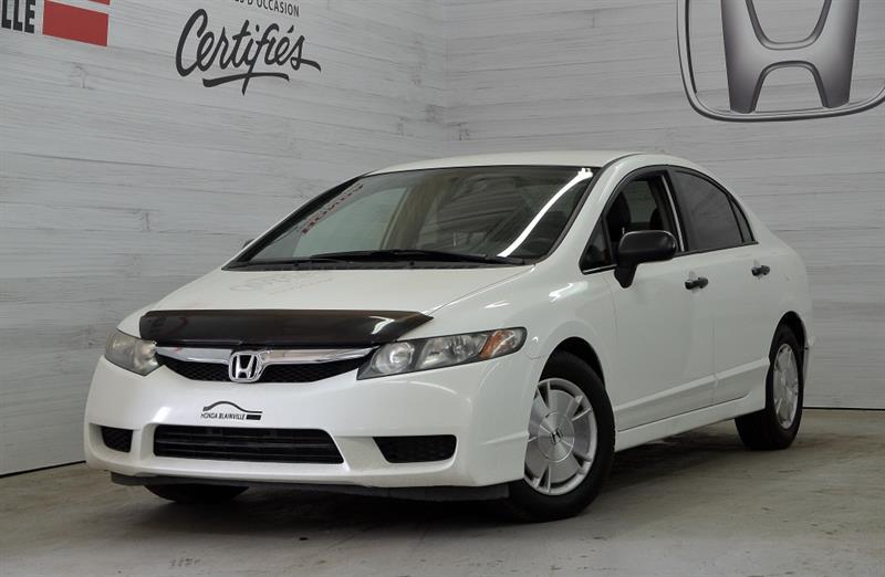 Honda Civic Berline 2011 4 portes DX-G manuelle #180813A