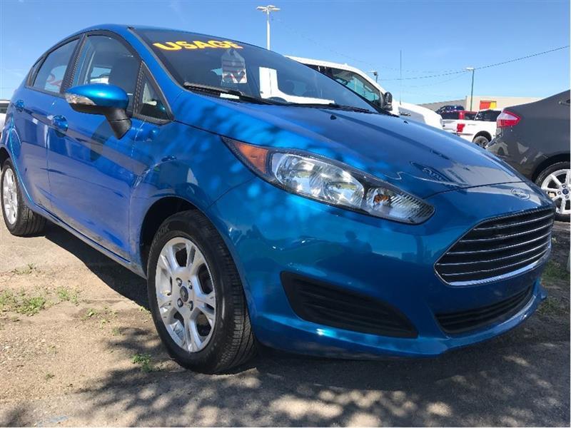 Ford FIESTA 2015 SE #13720F