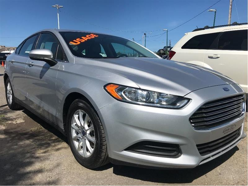 Ford Fusion 2015 S #13786F