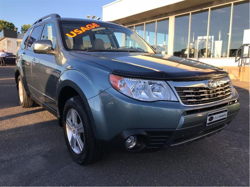 Subaru Forester 2009 2.5 X Touring Package #J1227A