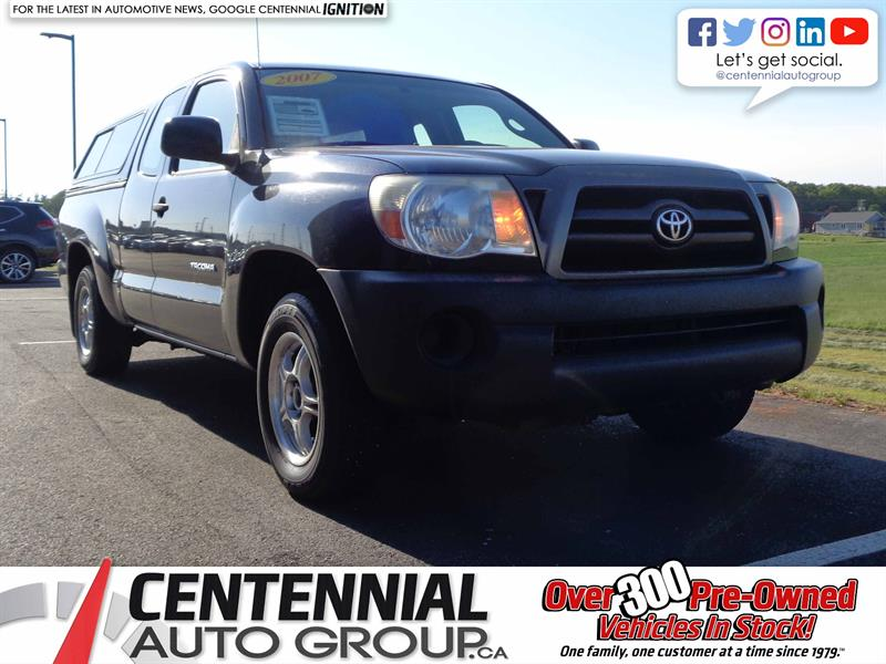 2007 Toyota Tacoma 2.7L | RWD | Great Truck | #S17-296A