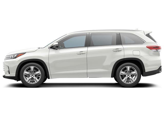 2018 Toyota Highlander Limited #HL18991