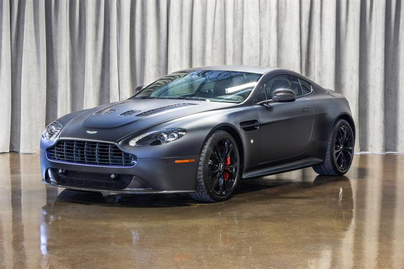 Aston Martin Vantage Coupe 2012 SOLD! THANK YOU!