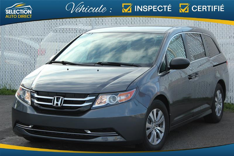 Honda Odyssey 2014 4dr Wgn SE #S510954