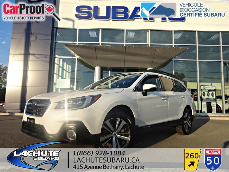 Subaru Outback 2018 Limited #18-057