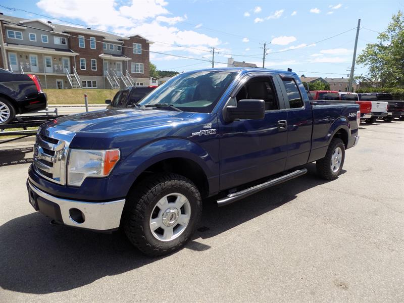 Ford F-150 2010 4WD SuperCab #AD7030