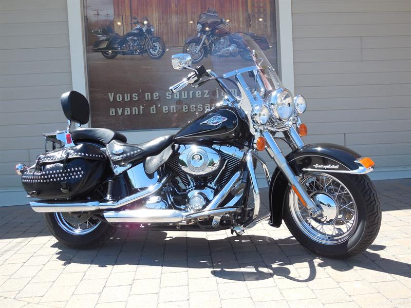 Harley Davidson FLSTC 2010