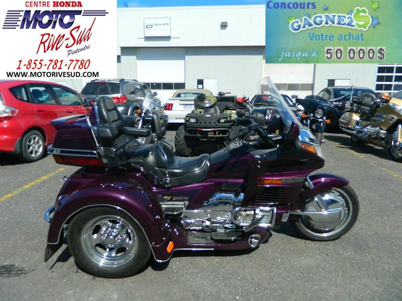 Honda TRIKE GL1500 GOLDWING 1995 TRIKE #M2710