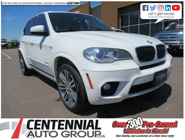 2012 BMW X5 35i xDrive | M Sport Package | Fully Loaded #U445A