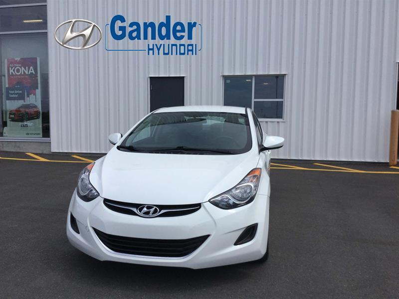 2013 Hyundai Elantra GL #EL8023A