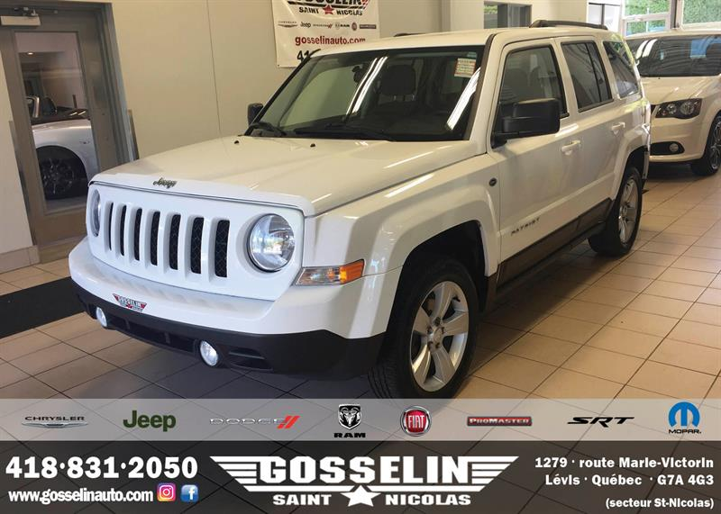 Jeep Patriot 2014 4WD 4dr North #J4682A