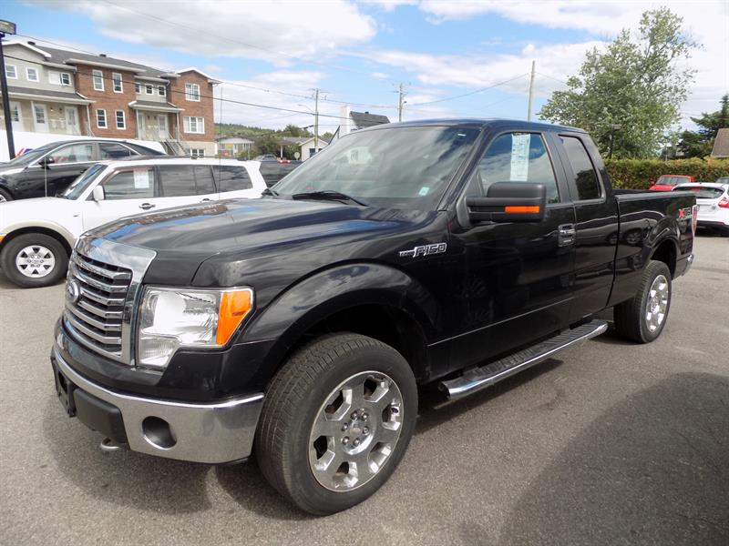 Ford F-150 2011 4WD SuperCab 145 #AD6290